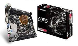 PLACA MAE PC+PROC.DUALCORE DDR3 BIOSTAR A68N-2100K