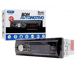 RADIO AUTOMOTIVO 4X25W FM/USB/SD/AUX KANUP KP-C33BH