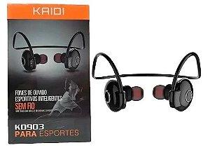 FONE BLUETOOTH ESPORTIVO KD903 KAIDI