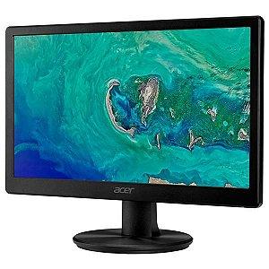 """Monitor LED de 15.6"""" Acer P7 Series P167Q HD com VGA"""