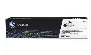 Toner HP 130A Preto Laserjet Original CF350AB Para HP Laserjet M176n, M177fw CX 1 UN