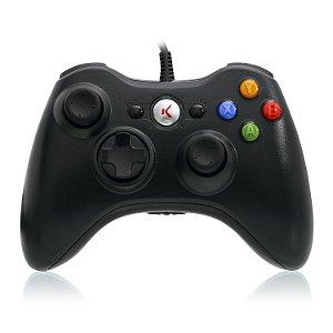 CONTROLE USB X-BOX 360 KP-5121A