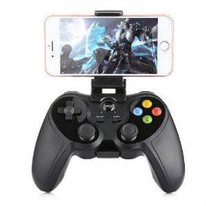 Controle Suporte para Celular Joystick Wireless Bluetooth Ipega PG-9078 Android