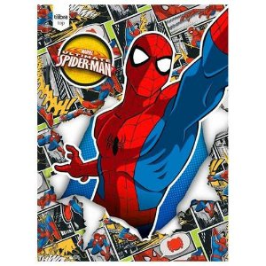 CADERNO BROCHURAO CD 48F SPIDERMAN (TILIBRA)