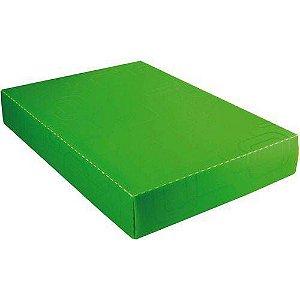 Caixa Organizadora Padrao Camisa Verde Dello