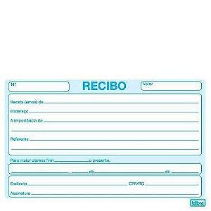 RECIBO COMERCIAL S/CANHOTO 50F PEQ (TILIBRA) 155454
