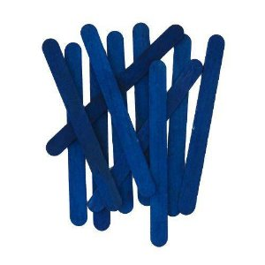 Palito Para Sorvete Azul Theoto - 100 Unidades