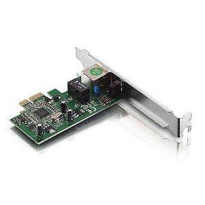 PLACA REDE PCI-E 10/100/1000 MBPS TDA TP1103P
