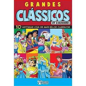 Colecao Classicos Em Quadrinhos - 10 Vol.
