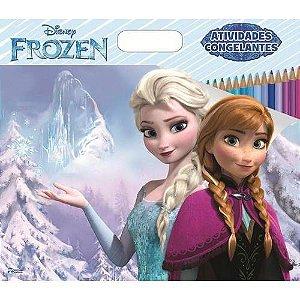 Disney Frozen - Megalivros - Atividades Congelantes