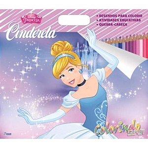 Disney Super Colorindo - Cinderela