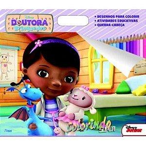 Disney Super Colorindo - Doutora Brinquedos