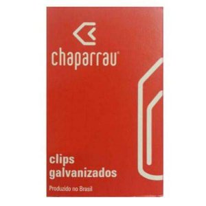 Clips Galvanizado Nr 4/0 - Com 420 Unidades - Chaparrau