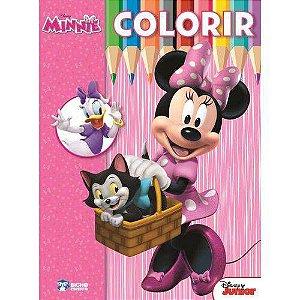 Disney Colorir Grande - Minnie