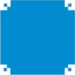 Papel seda Azul Celeste 48x60cm 20g