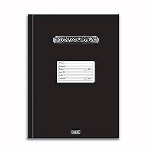 LIVRO REGISTRO DE DOCUMENTO FISCAL MOD 6 50F (TILIBRA)