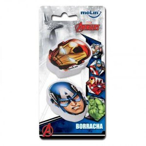 KIT BORRACHA AVENGERS (MOLIN)