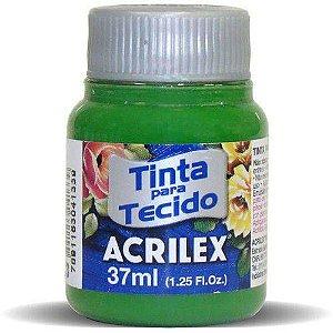 Tinta Tecido Fosca 037ml Verde Musgo Acrilex