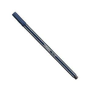 Caneta Stabilo Pen 68 Azul Marinho