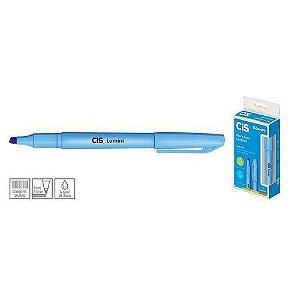 Marcador De Texto Lumini Azul 4.8601 Cis 22684