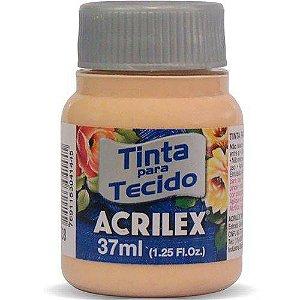 Tinta Tecido Fosca 037ml Amarelo Pele Acrilex