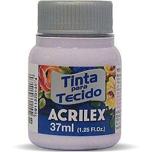 Tinta Tecido Fosca 037ml Lilas Bebe Acrilex