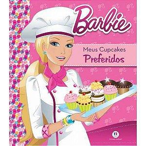 Livro de receitas Barbie: Meus Cupcake Preferidos