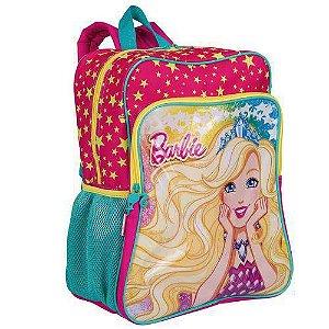 Mochila De Costas Barbie Da Sestini Com Bolso Plus