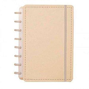 Caderno Inteligente A5 Amarelo Pastel - Cia52034