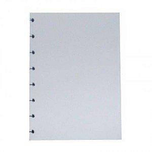 Bloco Refil A5 Sem Pauta Branco 90g Com 50 Folhas - Cira2002 - Caderno Inteligente