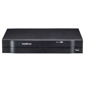 Dvr Stand Alone Multi Hd Intelbras Mhdx-1104 4 Canais 1080p Lite + 1 Canal 2mp Ip