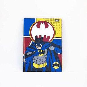 Caderno Brochura 48 Folhas Do Batman