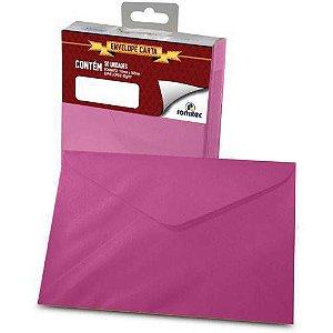 ENVELOPE CARTA PINK (114X162)(ROMITEC)3055R