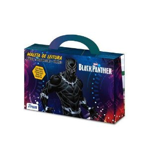 Marvel Maletinha Divertida - Black Panther - Pantera Negra