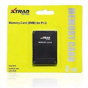 CARTAO DE MEMORIA  8 MB PLAYSTATION 2