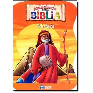 LIVRO APRENDENDO COM A BIBLIA-MOISES BICHO ESPERTO