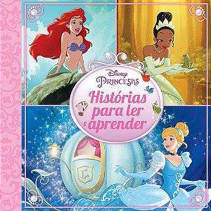 LIVRO DISNEY-HISTORIA PARA LER E APRENDER-PRINCESAS(BICHO ESPERTO)