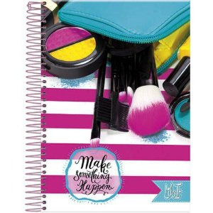 CADERNO CD UNV 12MAT LIKE IT (FORONI)