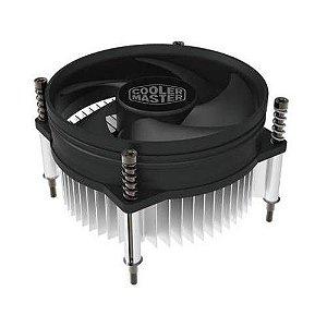 COOLER P/ PROCESSADOR i30 1156/1155/1150/1151 COOLER MASTER RH-i30-26FK-R1