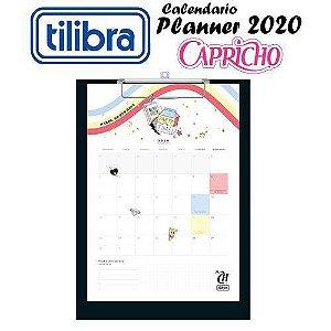 CALENDARIO PLANNER PRANCHETA CAPRICHO (TILIBRA)