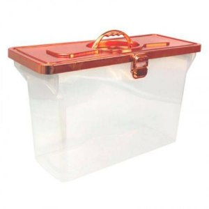 MALETA ORGANIZADORA ROSE GOLD (EMPILHAVEL)(DELLO)0331.RG