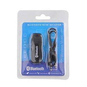 RECEPTOR BLUETOOTH P2/USB 10M AUDIO ESTEREO EXBOM 2492