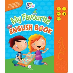 LIVRO DE INGLES MUSICAL MY FAVORITE ENGLISH BOOK (CIRANDA CULTURAL)