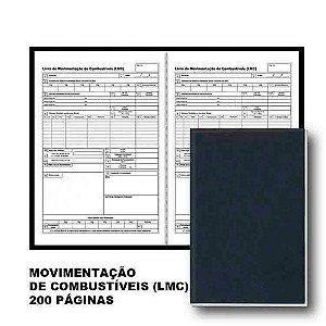 LIVRO MOVIMENTACAO COMBUSTIVEIS (100F)(UN)(SAO DOM)(5720-8)