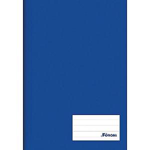 CADERNO BROCHURAO CD 96F AZUL (FORONI)