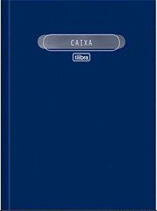 LIVRO CAIXA GRANDE 50F TILIBRA