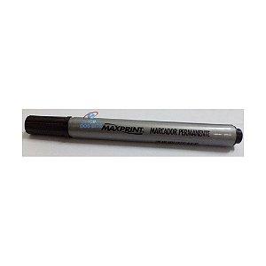 PINCEL ATOMICO PRETO PONTA 4,5 CHANFRADA MAXPRINT 703158