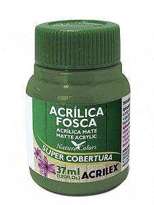 TINTA ACRILICA FOSCA VERDE MUSGO 37ML ACRILEX 513