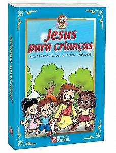 LIVRO JESUS PARA CRIANCAS-VOLUME UNICO 3ED. BICHO ESPERTO