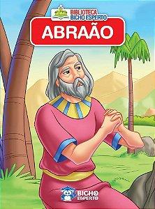 LIVRO MINI BIBLICO ABRAAO BICHO ESPERTO